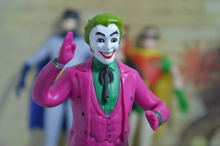 joker zabawka